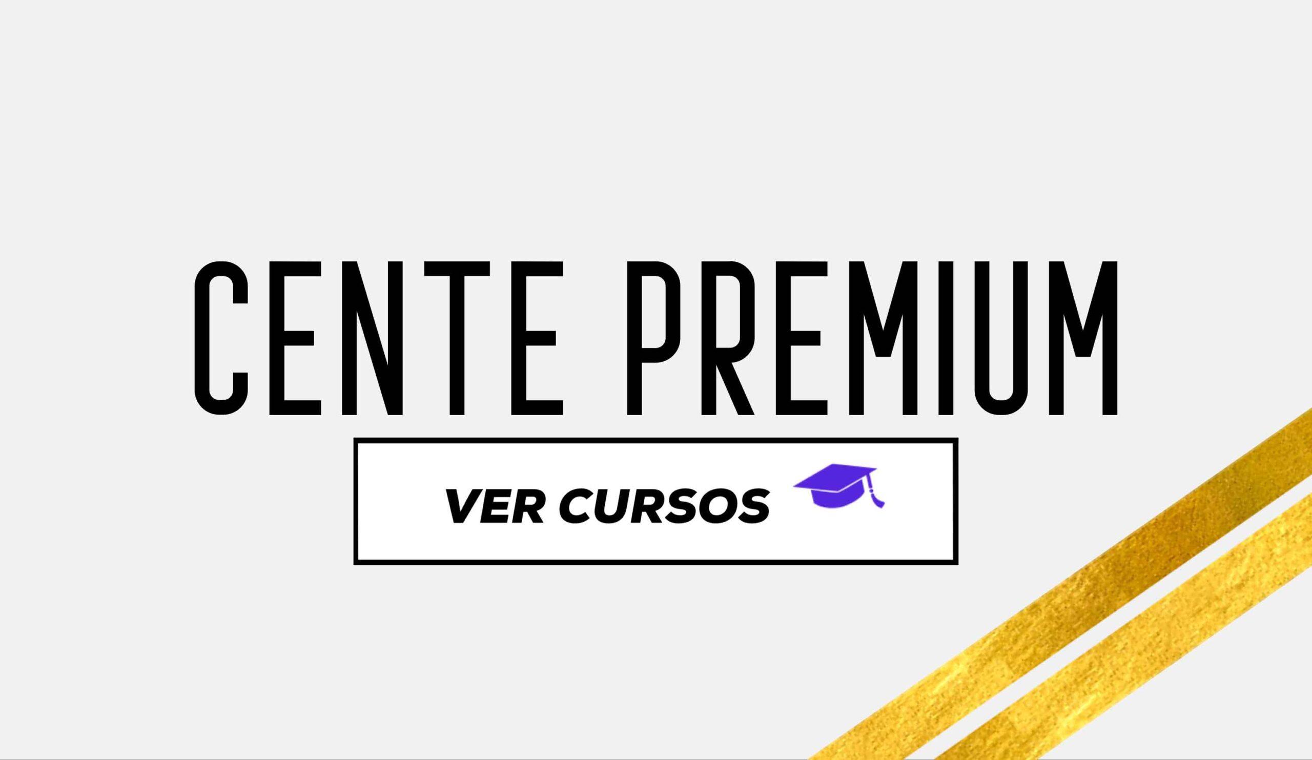 cursos premium cente